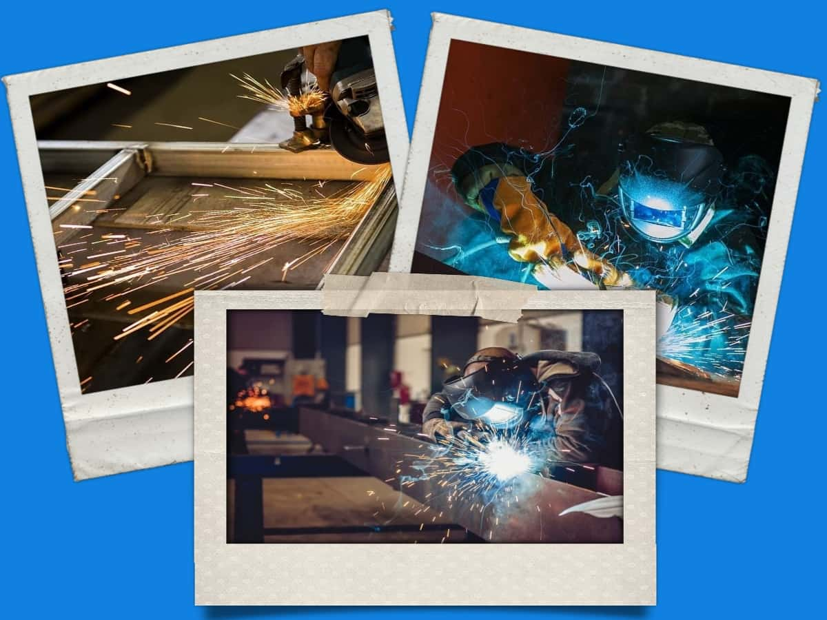 Welding Gold Coast collage